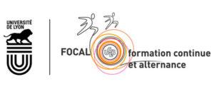 logo FOCAL formation continue et alternance